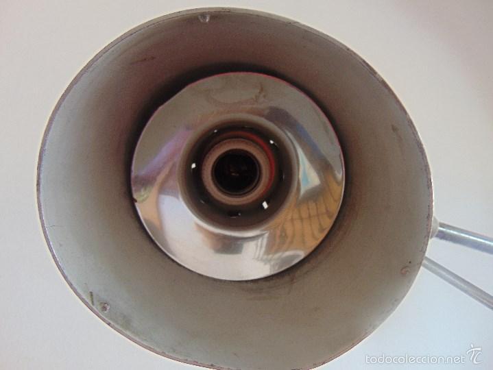 Vintage: LAMPARA DE PIE, CLINICA MEDICO O SIMILAR FABRICADO POR AGI IMSA VALENCIA - Foto 10 - 57050632