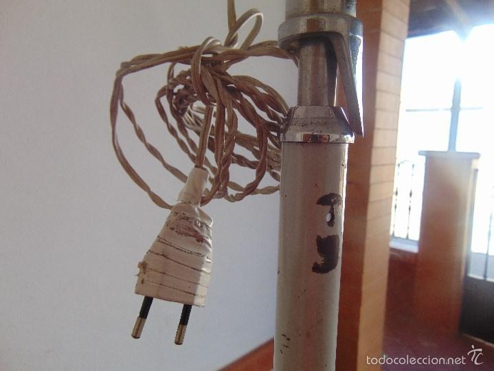 Vintage: LAMPARA DE PIE, CLINICA MEDICO O SIMILAR FABRICADO POR AGI IMSA VALENCIA - Foto 17 - 57050632