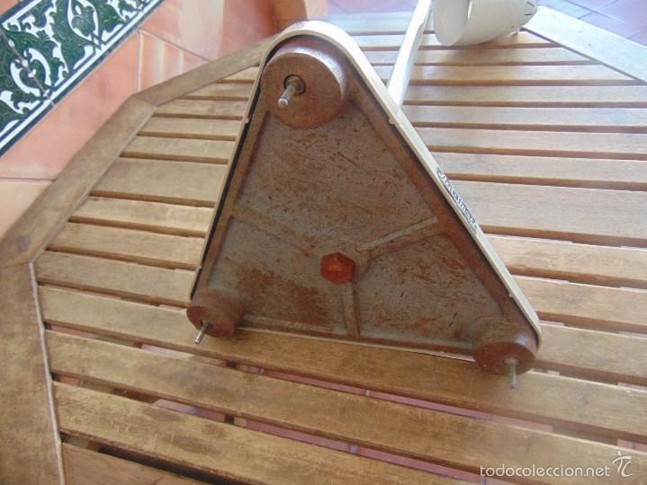 Vintage: LAMPARA DE PIE, CLINICA MEDICO O SIMILAR FABRICADO POR AGI IMSA VALENCIA - Foto 19 - 57050632