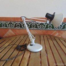 Vintage: LAMPARA DE SOBREMESA DE LA MARCA FASE BLANCA. Lote 57179376