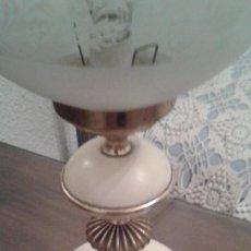 Vintage: PIE PARA LAMPARITA DE MESITA DE NOCHE. Lote 57313747