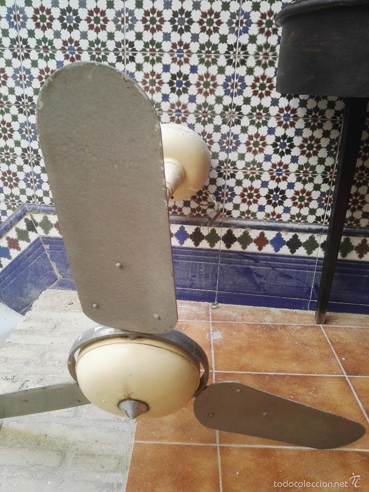 Vintage: ventilador antiguo - Foto 2 - 57632319