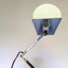 Vintage: LAMPARA DE ESCRITORIO PLEGABLE MARCA ACAPRI - ESPAÑA AÑOS 70. Lote 57683813