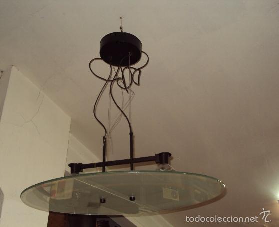 LÁMPARA RETRO VINTAGE (Vintage - Lámparas, Apliques, Candelabros y Faroles)