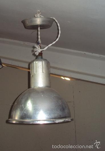 LÁMPARA VINTAGE (Vintage - Lámparas, Apliques, Candelabros y Faroles)