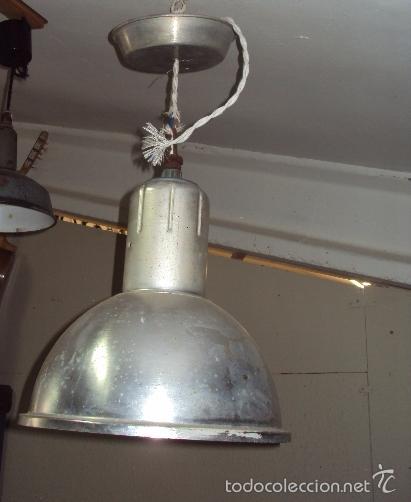 Vintage: Lámpara vintage - Foto 2 - 57742005