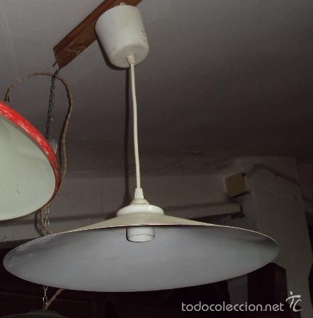 Vintage: Lámpara vintage - Foto 2 - 57742037