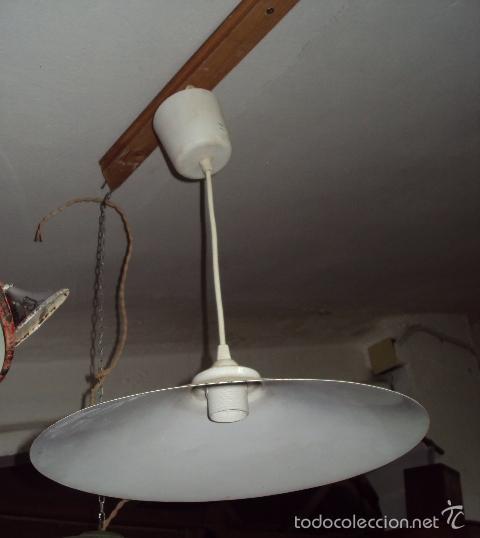 Vintage: Lámpara vintage - Foto 3 - 57742037
