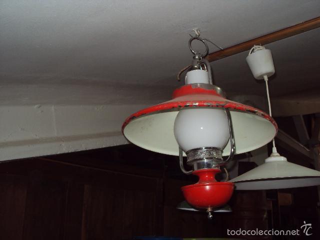 Vintage: Lámpara vintage - Foto 3 - 57742051