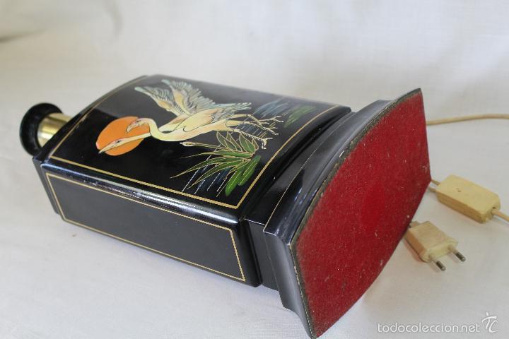 Vintage: pie de lampara en ceramica - Foto 2 - 58286709