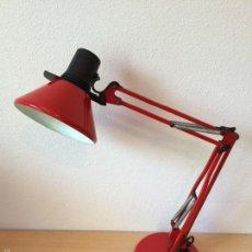 Vintage: ANTIGUA LAMPARA FLEXO FASE. AÑOS 70. VINTAGE ORIGINAL. Lote 58577546