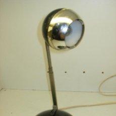Vintage: LAMPARA EXTENSIBLE EICHHOFF-WERKE, LAMPETTE, MADE IN GERMANY 70'S RETRO VINTAGE FLEXO. Lote 59719677