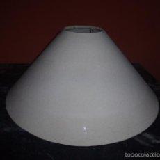 Vintage: PANTALLA PARA LAMPARA DE SOBRE MESA O DE PIE . Lote 60795111