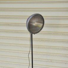 Vintage: LAMPARA REALIZADA CON UN FOCO DE COCHE RETRO VINTAGE. Lote 60889287