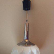 Vintage: ANTIGUA LAMPARA DE TECHO. VINTAGE ORIGINAL AÑOS 60. Lote 62267244