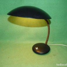 Vintage: ELEGANTE LAMPARA SOBREMESA FLEXO TIPO 6781 ORIGINAL BAUHAUS 50´S SPACE AGE MID CENTURY. Lote 62772340
