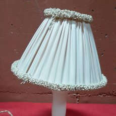Vintage: LAMPARITA SOBREMESA ALABASTRO. Lote 63262286