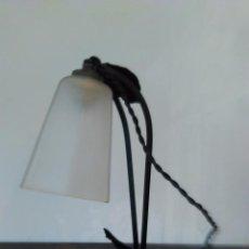 Vintage: LAMPARA DE TULIPA SOBREMESA. Lote 63850639
