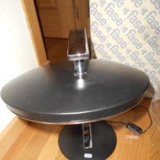 Vintage: LAMPARA FLEXO FASE MODELO 520 COLOR NEGRO NUEVO ALMACÉN CAJA BOLSA PRECINTOS ORIGINALES PERFECTO 70. Lote 65698878