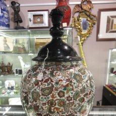 Vintage: LAMPARA DE PORCELANA. Lote 67214061