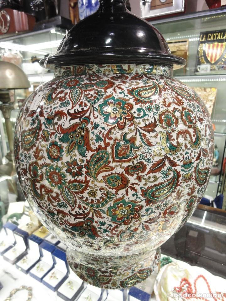 Vintage: LAMPARA DE PORCELANA - Foto 2 - 67214061