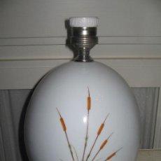 Vintage: LAMPARA DE PORCELANA. Lote 67440461