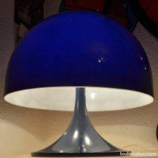 Vintage: LAMPARA SOBREMESA AÑOS 70 ORIGINAL MARCA TRAMO. Lote 70045333