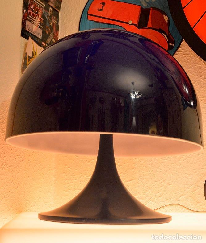 Vintage: LAMPARA SOBREMESA AÑOS 70 ORIGINAL MARCA TRAMO - Foto 6 - 70045333