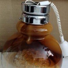 Vintage: LAMPARA DE TECHO MAZZEGA CRISTAL SOPLADO DE MURANO. Lote 71619863