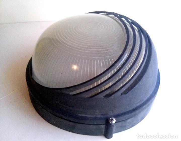Lampara aplique para exteriores comprar l mparas vintage for Lamparas para exteriores