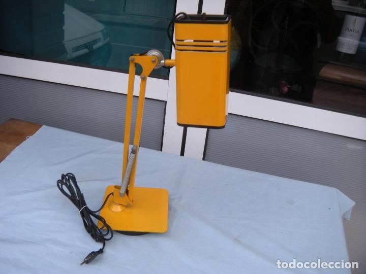 LÁMPARA FLEXO FASE (Vintage - Lámparas, Apliques, Candelabros y Faroles)