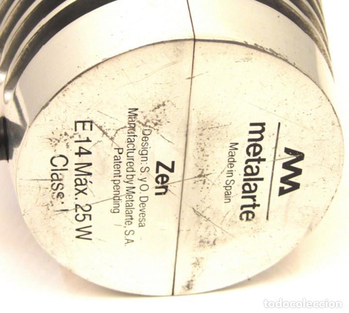 Vintage: 3 vendidas, ya sólo queda 1!! METALARTE Lámpara ZEN vintage. Fase,Tramo... Para aparador, cómoda. - Foto 3 - 115191880