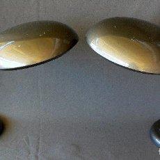 Vintage: LAMPARA FLEXO LUPELA CISNE PAREJA ARTICULADA METALICA - AÑOS 60 70 METALIZADA. Lote 73951155