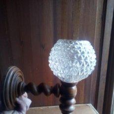 Vintage: LAMPARA - APLIQUE - GLOBO .. Lote 75186211