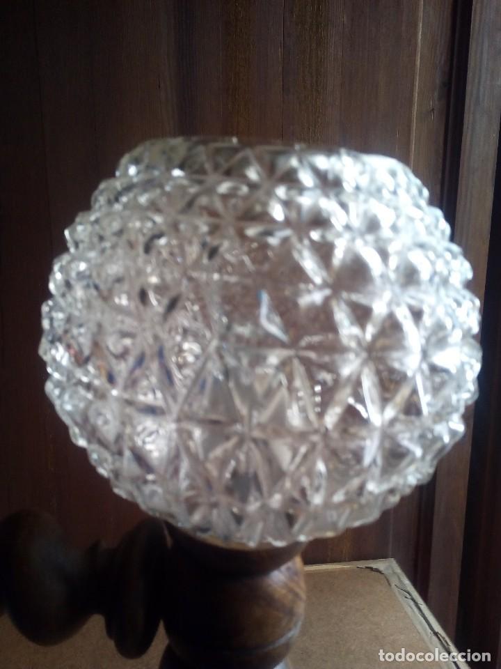 Vintage: LAMPARA - APLIQUE - GLOBO . - Foto 2 - 75186211