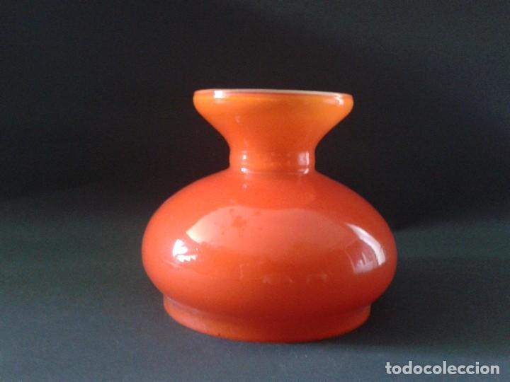 TULIPA NUEVA PARA LAMPARA QUINQUE (Vintage - Lámparas, Apliques, Candelabros y Faroles)