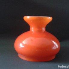Vintage: TULIPA NUEVA PARA LAMPARA QUINQUE. Lote 77746217