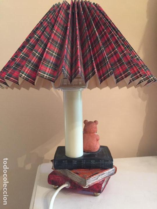 Vintage: LAMPARA DE SOBREMESA INFANTIL DE LOS AÑOS 80!! - Foto 2 - 77924773