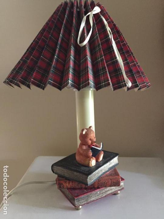Vintage: LAMPARA DE SOBREMESA INFANTIL DE LOS AÑOS 80!! - Foto 3 - 77924773
