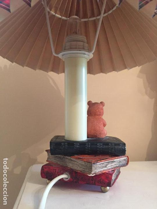 Vintage: LAMPARA DE SOBREMESA INFANTIL DE LOS AÑOS 80!! - Foto 6 - 77924773