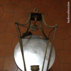 Vintage: LAMPARA LATON VINTAGE. Lote 78761741