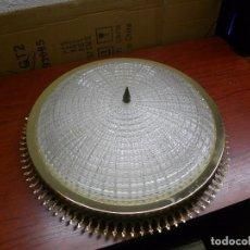 Vintage: LAMPARA PANFLON ESTILO SOL. Lote 78901573