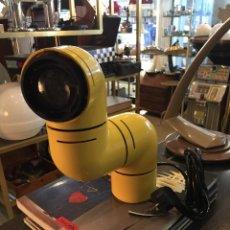 Vintage: VINTAGE LAMPARA DE MESA METALARTE MODELO TATU DISEÑO DE ANDRE RICARD AÑO 1972. Lote 80192157