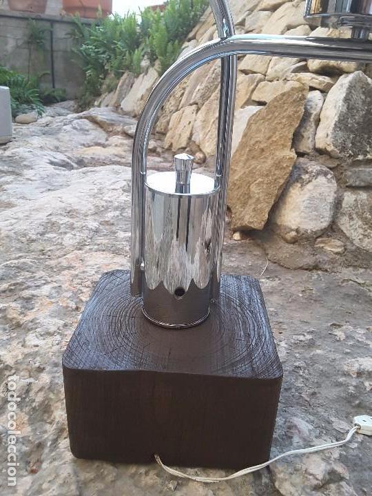 Vintage: Lámpara vintage de sobremesa - Foto 4 - 82871412