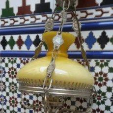 Vintage: LAMPARA TIPO QUINQUE. Lote 83023432