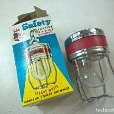 Vintage: SAFETY LANTERN-LB TRADE MARK-N. Lote 83267176