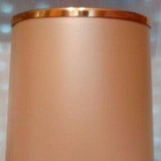 Vintage: LAMPARA SOBREMESA DE BRONCE-AÑOS 60/70. Lote 83510652