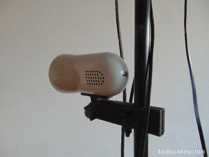 Vintage: LAMPARA DE PIE DE LA MARCA FASE CON 4 FOCOS ORIENTABLES - Foto 6 - 83859768