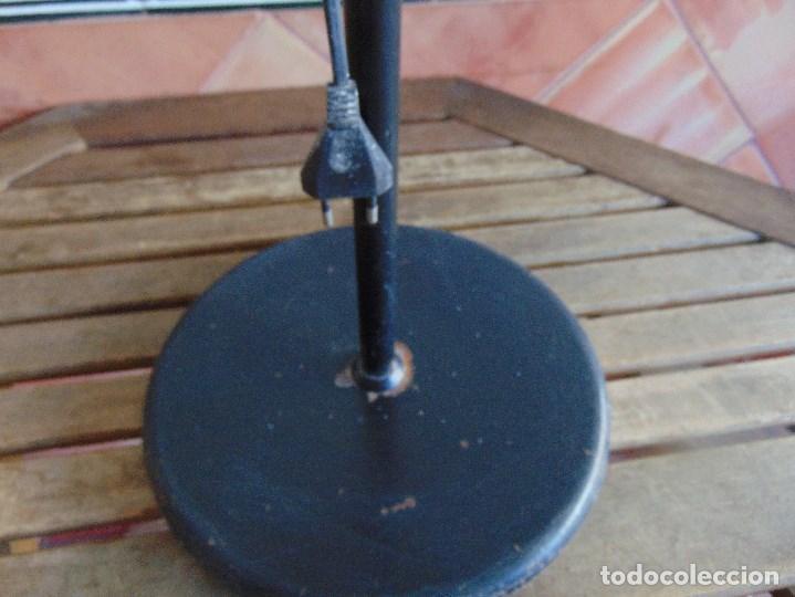 Vintage: LAMPARA DE PIE DE LA MARCA FASE CON 4 FOCOS ORIENTABLES - Foto 9 - 83859768