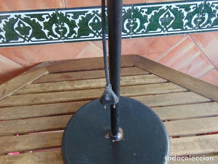 Vintage: LAMPARA DE PIE DE LA MARCA FASE CON 4 FOCOS ORIENTABLES - Foto 10 - 83859768